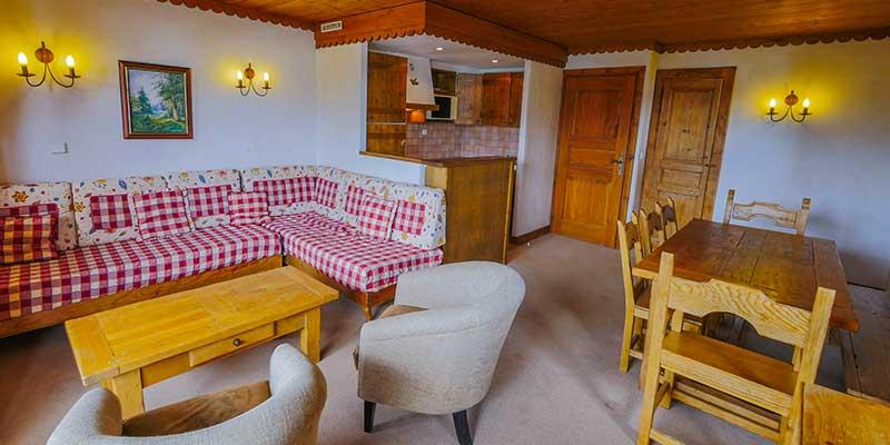 3-room apartment 65 m²